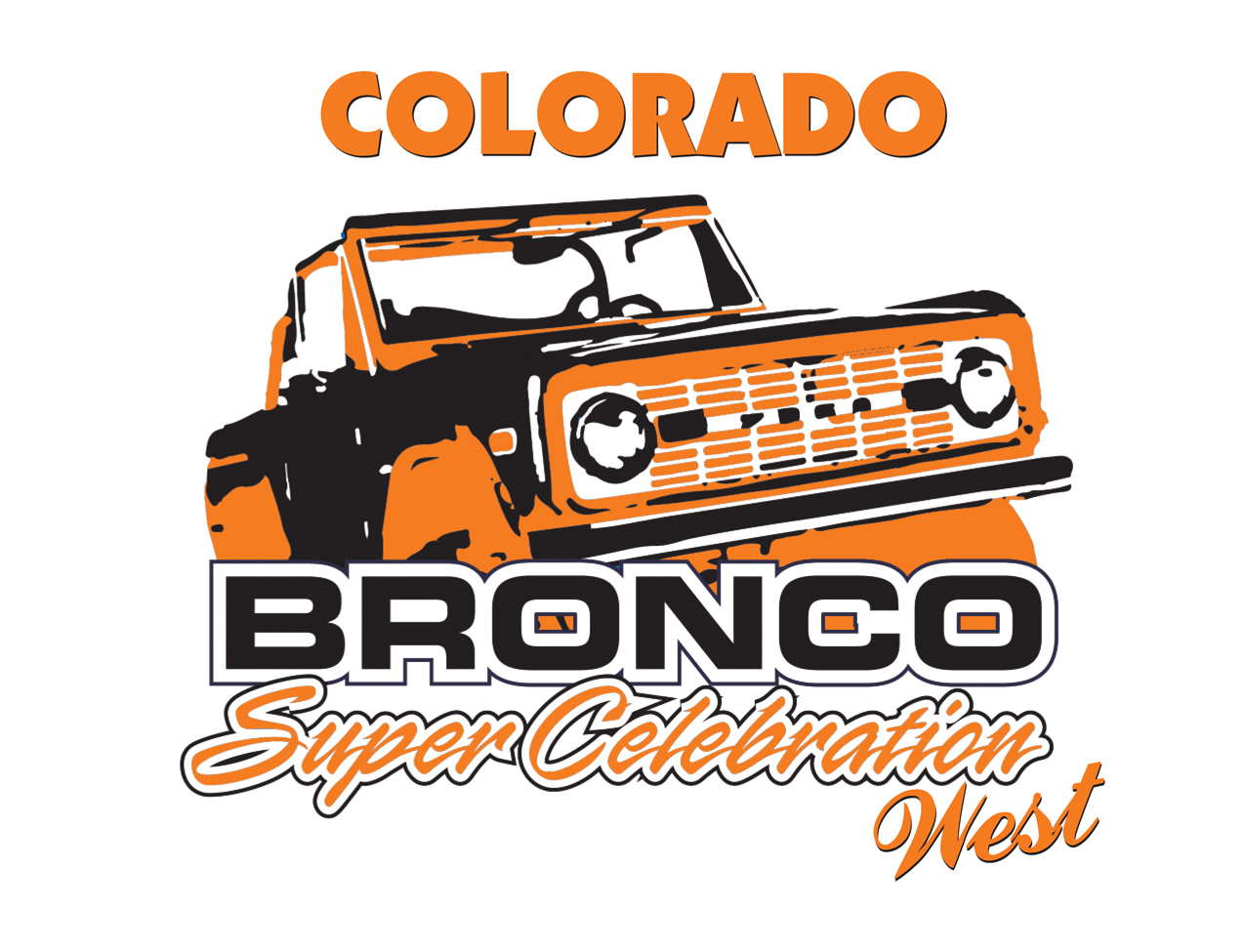 Bronco Super Celebration West